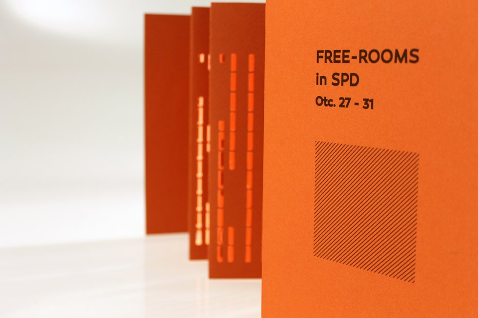 The workshop of the Master's in Visual Design in collaboration with Fedrigoni Group