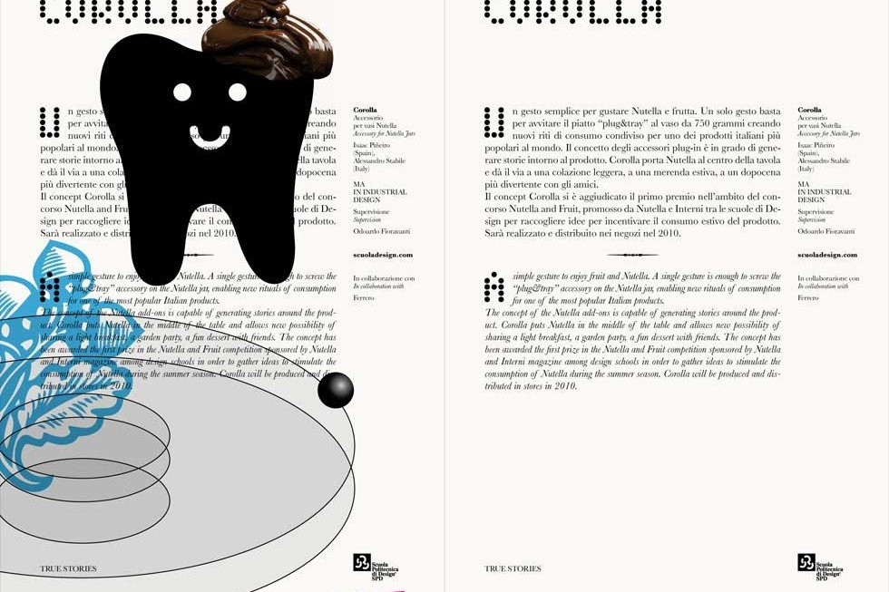 Corolla By Nutella - A. Stabile, I. Pineiro