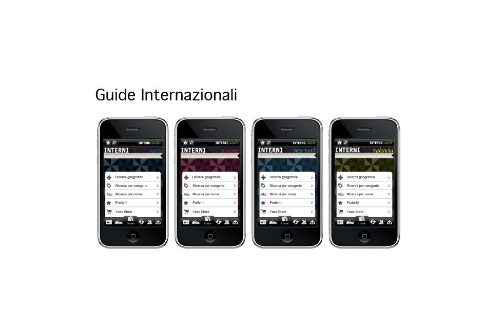 Interni Iphone - A. Corsini