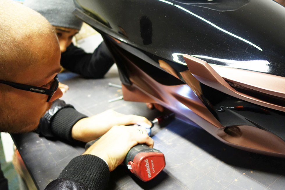 The 2014 car design show is fast approaching